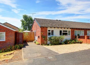 Thumbnail 2 bed semi-detached bungalow for sale in Hulles Way, North Baddesley, Hampshire