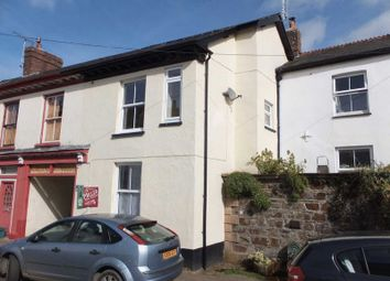 Thumbnail 3 bed town house for sale in High Street, Hatherleigh, Okehampton