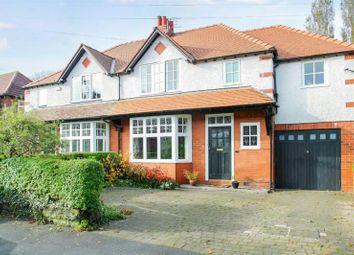 4 bed semi-detached house for sale in Avon Road, Hale, Altrincham WA15