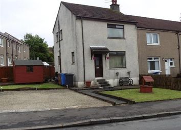Thumbnail 2 bed end terrace house for sale in Myrtle Bank, Beith