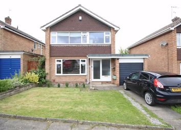 Thumbnail 3 bed detached house for sale in Edgecombe Drive, Darlington