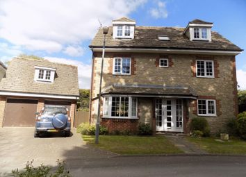 Thumbnail 5 bedroom detached house for sale in Parhams Court, Royal Wootton Bassett, Swindon