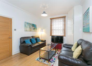 Thumbnail 4 bed flat to rent in Broadley Street, London
