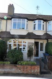 Thumbnail 3 bed terraced house to rent in Molewood Road, Hertford