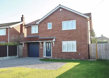 Thumbnail 4 bed detached house to rent in Bar Lane, Hambleton, Selby