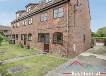 Thumbnail 1 bed flat for sale in Weavers Close, Stalham, Norwich