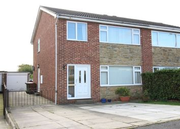 Thumbnail 3 bed semi-detached house to rent in Mayfield Court, Ossett