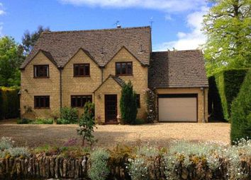 Thumbnail 5 bed detached house to rent in Ewen, Cirencester