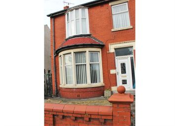 Thumbnail 3 bed end terrace house for sale in Ansdell Road, Blackpool, Lancashire
