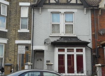 Thumbnail 1 bed flat to rent in Balmoral Road, Gillingham