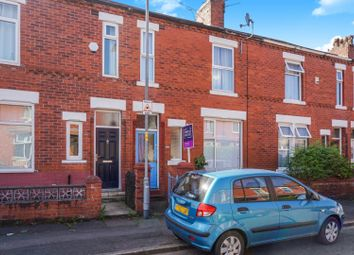 Thumbnail 3 bedroom terraced house for sale in Braemar Road, Manchester