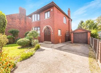 Thumbnail 3 bed detached house for sale in Leyland Road, Penwortham, Preston, Lancashire