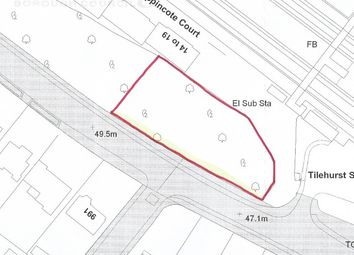 Thumbnail Land for sale in Oxford Road, Tilehurst, Reading, Berkshire
