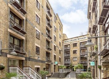 Thumbnail 3 bed flat to rent in New Crane Place, London