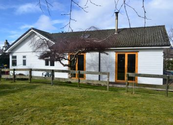 Thumbnail 3 bed detached bungalow for sale in 148A Findhorn, Moray