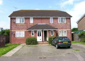 Thumbnail 2 bedroom maisonette for sale in North Road, Takeley, Bishop's Stortford