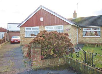 Thumbnail 3 bedroom semi-detached bungalow for sale in Aspen Grove, Paddington, Warrington