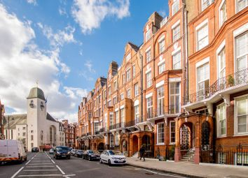 Thumbnail 1 bed flat to rent in Pont Street, Chelsea