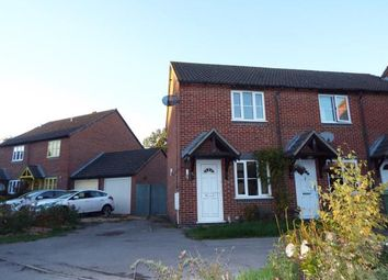Thumbnail 1 bed end terrace house for sale in Tadley, Hampshire