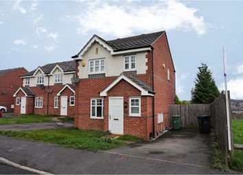 Thumbnail 3 bed detached house for sale in Wharfedale Close, Leeds