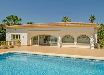 Thumbnail 3 bed villa for sale in Moraira, Alicante, 03724, Spain, Moraira, Alicante, Valencia, Spain