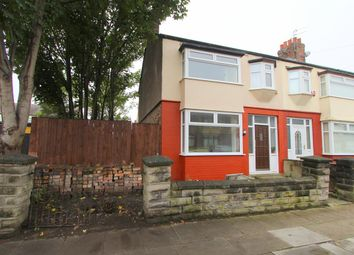 Thumbnail 3 bed end terrace house for sale in Dundale Road, Old Swan, Liverpool