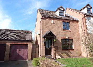 Thumbnail 3 bed semi-detached house for sale in Essex Close, Powick, Worcester