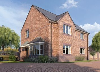 Thumbnail 4 bed detached house for sale in Plot 72, Scarsdale Green, Bolsover