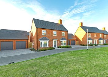 Thumbnail 5 bed detached house for sale in De Havilland Gardens, Ramsey, Huntingdon
