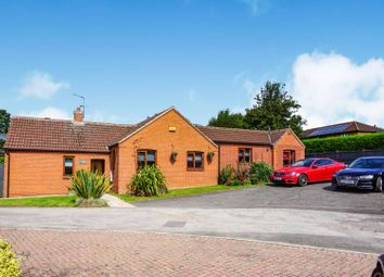 Thumbnail 4 bed detached bungalow for sale in Caunton Road, Hockerton, Southwell