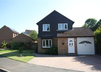 Thumbnail 3 bed detached house for sale in Fenwick Close, Woking, Surrey