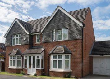 Thumbnail 4 bed detached house for sale in Navigation Drive, Birmingham, West Midlands