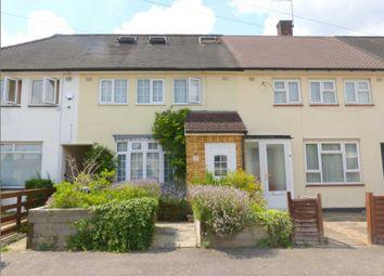 Thumbnail 4 bedroom terraced house for sale in Felton Close, Borehamwood