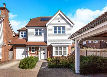 Thumbnail 4 bed detached house for sale in Millfield Close, Felbridge, East Grinstead