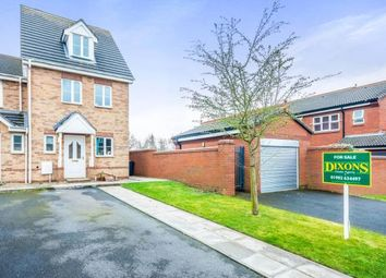 Thumbnail 3 bed end terrace house for sale in Spindle Tree Rise, Willenhall, West Midlands