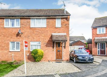 3 bed semi-detached house for sale in Peewit Close, Glen Parva, Leicester LE2