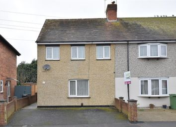 Thumbnail 3 bed end terrace house for sale in Hilsea Crescent, Portsmouth, Hampshire