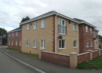 Thumbnail 2 bed flat for sale in Langdale Grove, Corby, Northamptonshire
