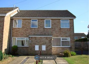 Thumbnail 3 bed terraced house to rent in Arkwright Road, Wellingborough