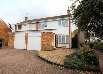 Thumbnail 3 bed semi-detached house for sale in Eastern Green Road, Eastern Green, Coventry