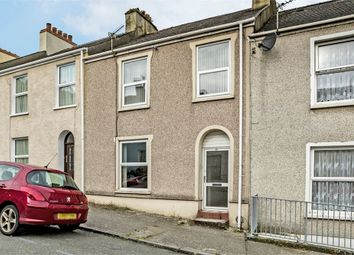 Thumbnail 3 bed terraced house for sale in Laws Street, Pembroke Dock, Pembrokeshire