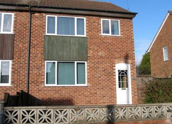 Thumbnail 4 bed semi-detached house to rent in North Villiers Street, Leamington Spa