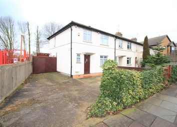 Thumbnail 3 bed end terrace house for sale in Norwood Road, Norwood Green