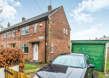 Thumbnail 2 bed terraced house for sale in Kennett Road, Wythenshawe, Manchester