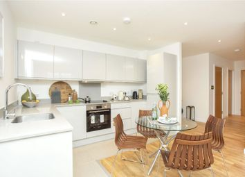 Thumbnail 1 bed flat for sale in Corinthian Court, 1 Station Approach, Ruislip, Middlesex