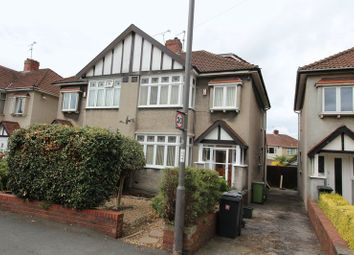 Thumbnail 4 bed semi-detached house to rent in Vassall Road, Fishponds, Bristol