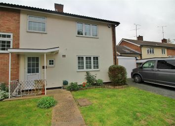 Thumbnail 4 bed semi-detached house for sale in Brook Lane Field, Harlow