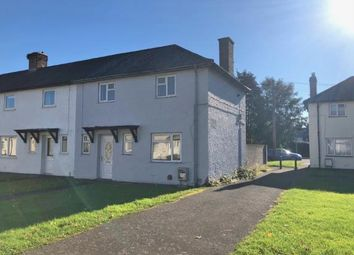 Thumbnail 3 bed end terrace house for sale in Maes Y Bronydd, Bala, Gwynedd, North Wales