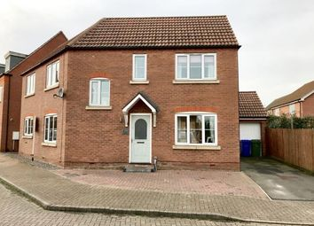Thumbnail 3 bed detached house for sale in Florin Drive, Boston, Lincs, England