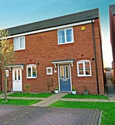 Thumbnail 2 bed terraced house for sale in Meakin Drive, Woodville